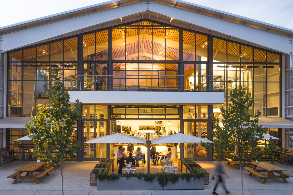 Bauer Calls Shed The Best Restaurant In Sonoma County Kane Has A Crush On Volta
