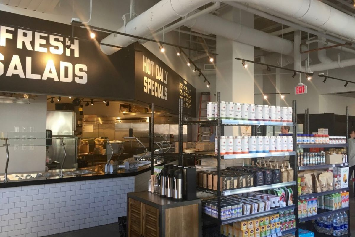 Second Union Kitchen Grocery Debuts in Shaw - Eater DC