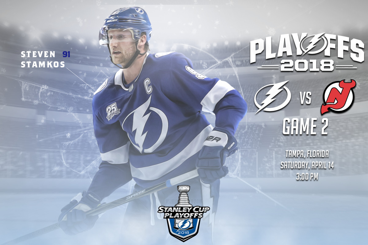 Game day thread and preview  Tampa Bay Lightning vs. New Jersey Devils af50069cd