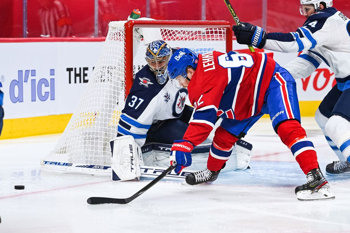 NHL: JUN 06 Stanley Cup Playoffs Second Round - Jets at Canadiens