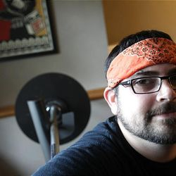Jed Wannarka wanted to make the most of his time when he was laid off from his job. Wannarka, shown in Savage, Minnesota, on August 19, 2010, works out with firend Brandon Henderson three days a week.