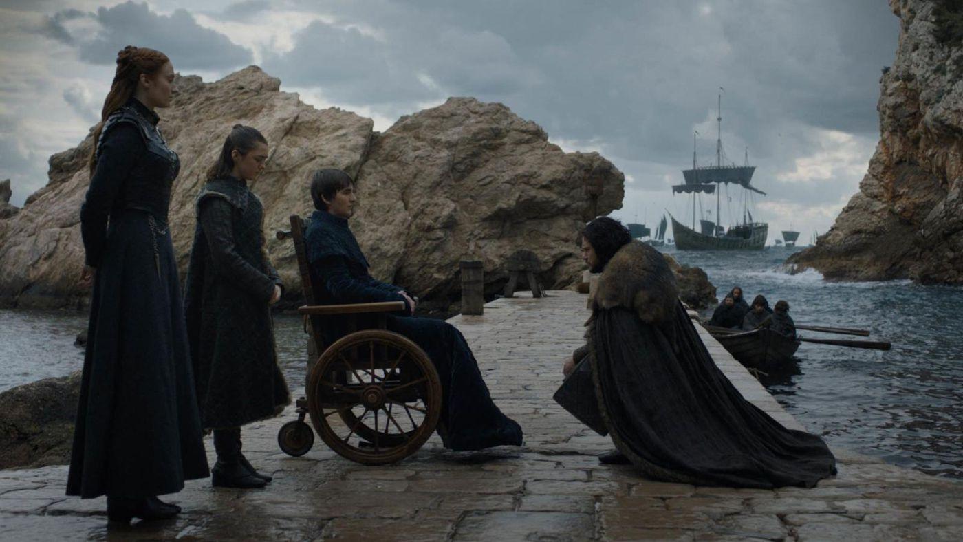 "'Game of Thrones' S8E6: ""The Iron Throne"""