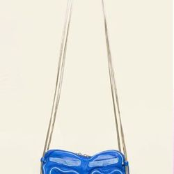 """Opening Ceremony: Alexander Wang Nickel Brenda Chain Bag, $725 Available <a href=""""http://www.openingceremony.us/products.asp?menuid=2&catid=24&designerid=12&productid=54139"""">here</a>."""