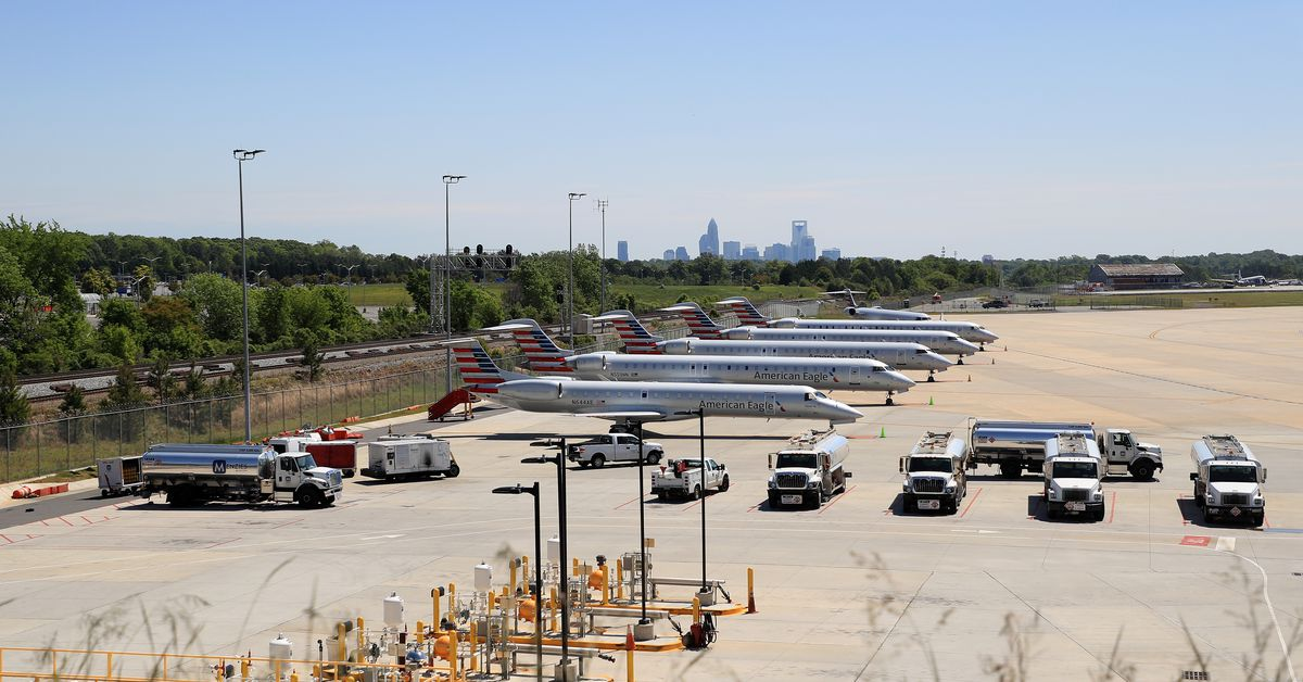 FAA grants could clean up airport emissions