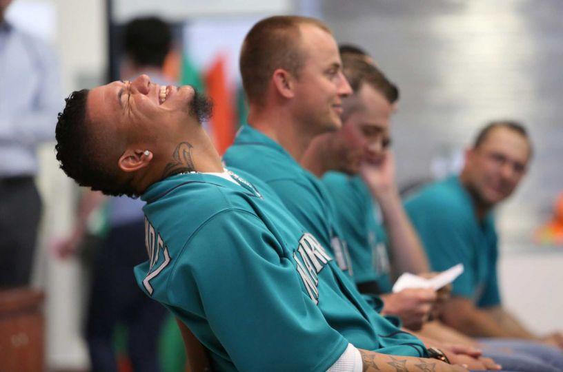 Felix Laughs