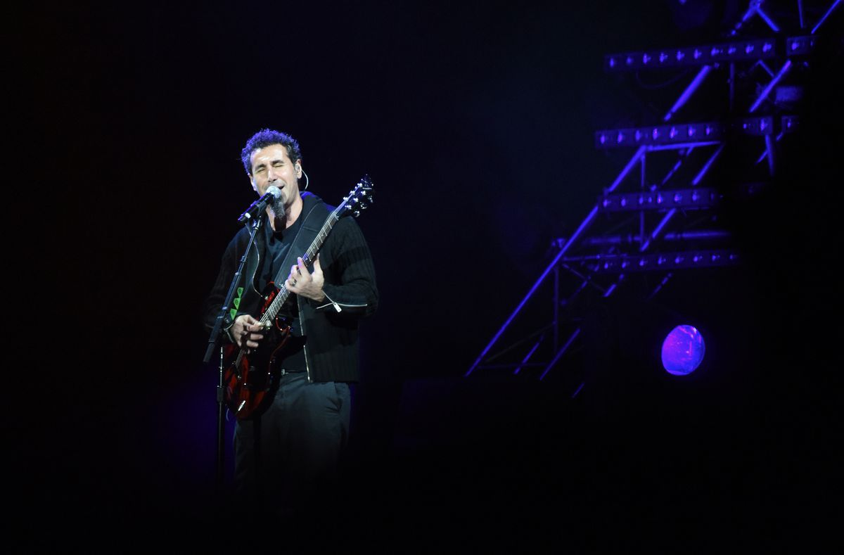 ARMENIA-TURKEY-HISTORY-GENOCIDE-SYSTEN OF A DOWN-CONCERT