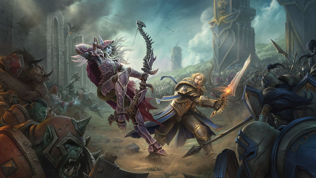 battle for azeroth continues world of warcraft s legacy as an