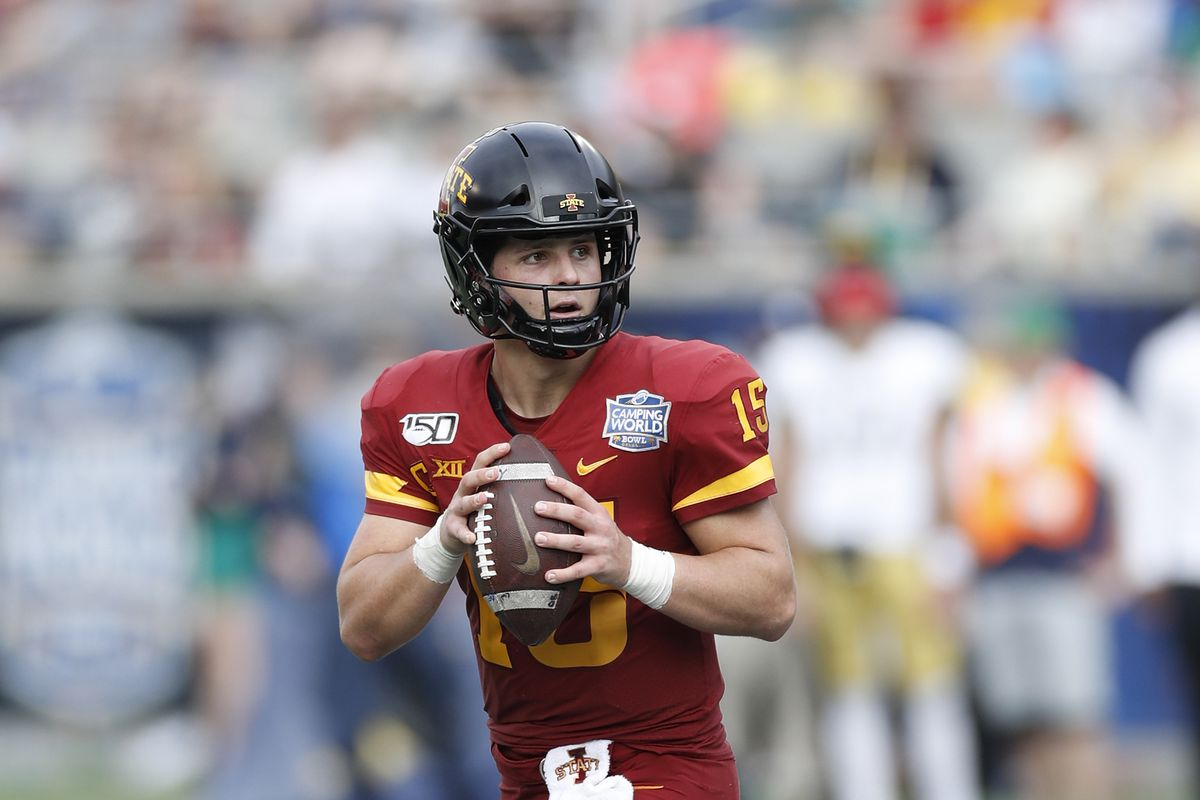 Camping World Bowl - Notre Dame v Iowa State