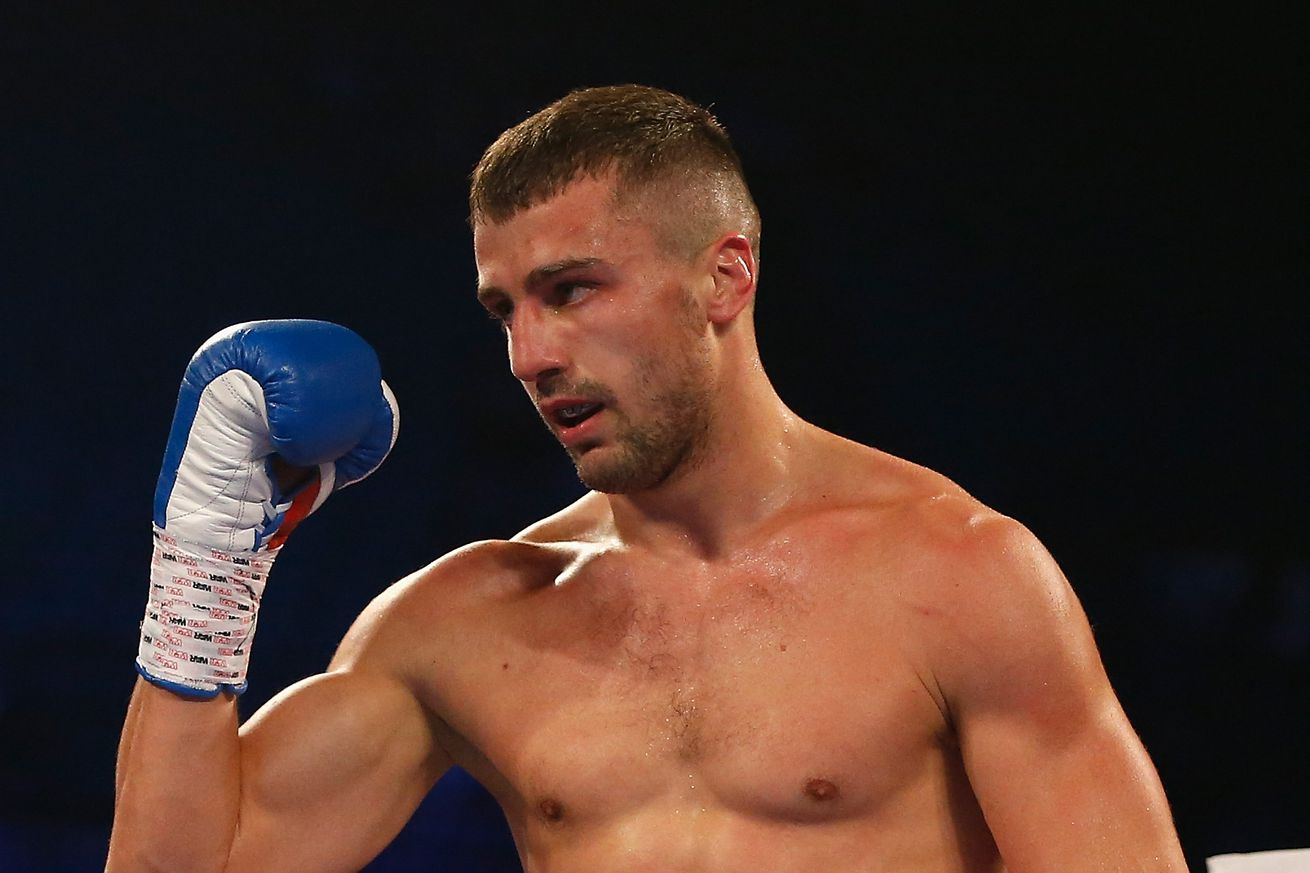 520066336.0 - Gvozdyk to make first title defense on March 30