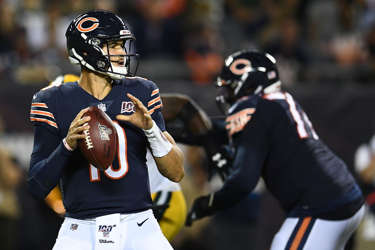 Another biggest game ever for Trubisky