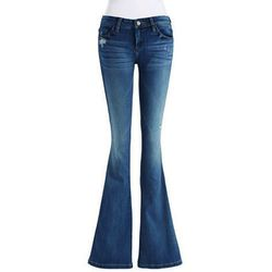 """<b>Tall:</b> <b>Blank NYC</b> Distressed Flared Jeans, <a href=""""http://www.lordandtaylor.com/webapp/wcs/stores/servlet/en/lord-and-taylor/brands/wa-bottoms-denim/distressed-flared-jeans """">$98</a> at Lord & Taylor"""