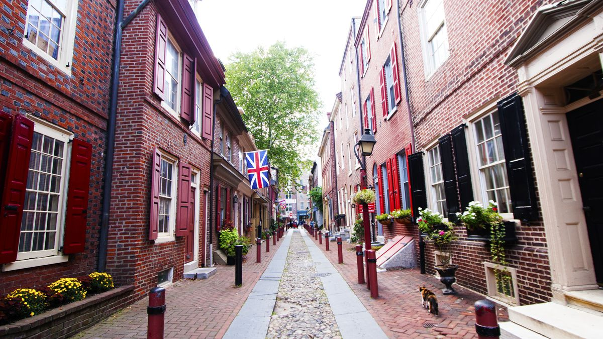 The 5 Most Beautiful Streets In Philly Curbed