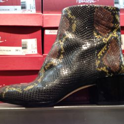 B Brian Atwood Booties, $170