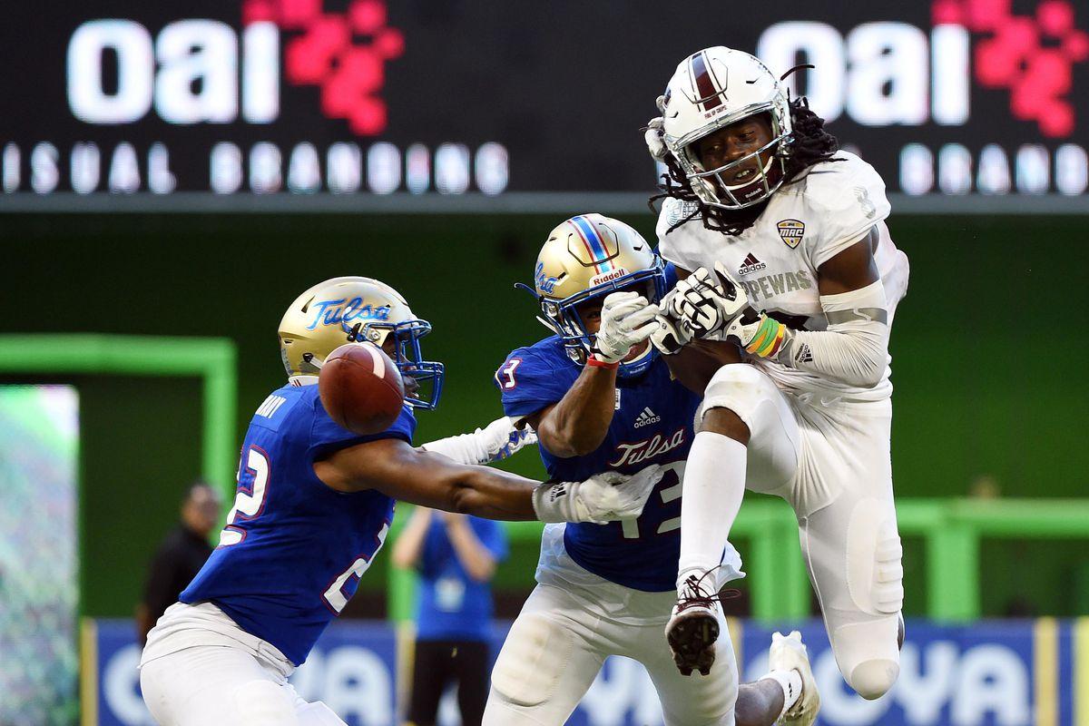 NCAA Football: Miami Beach Bowl-Central Michigan vs Tulsa