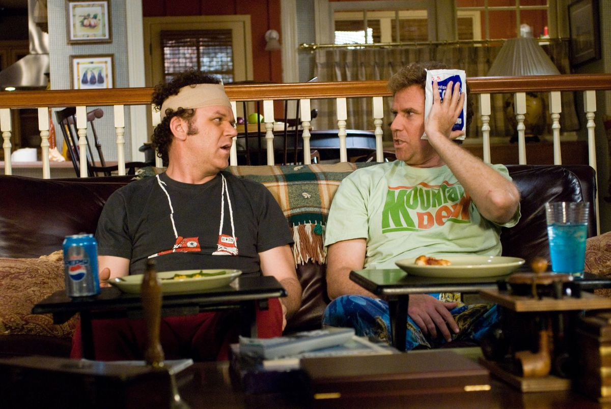 Step Brothers was one film slated by Sony for its Clean Version pilot before its director and the DGA objected.