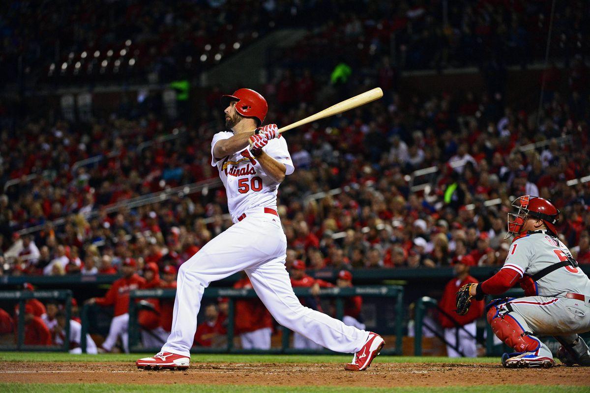 The baseball player.