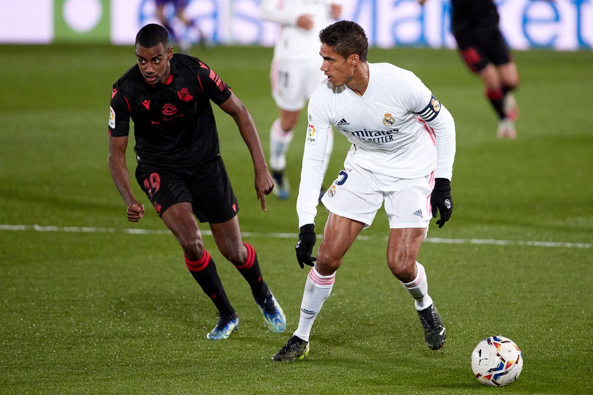 Real Madrid v Real Sociedad - Liga Santander
