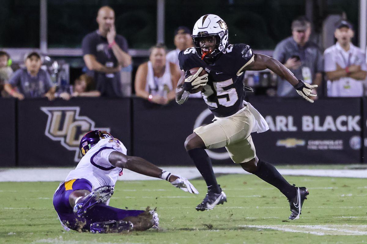 NCAA Football: East Carolina at Central Florida