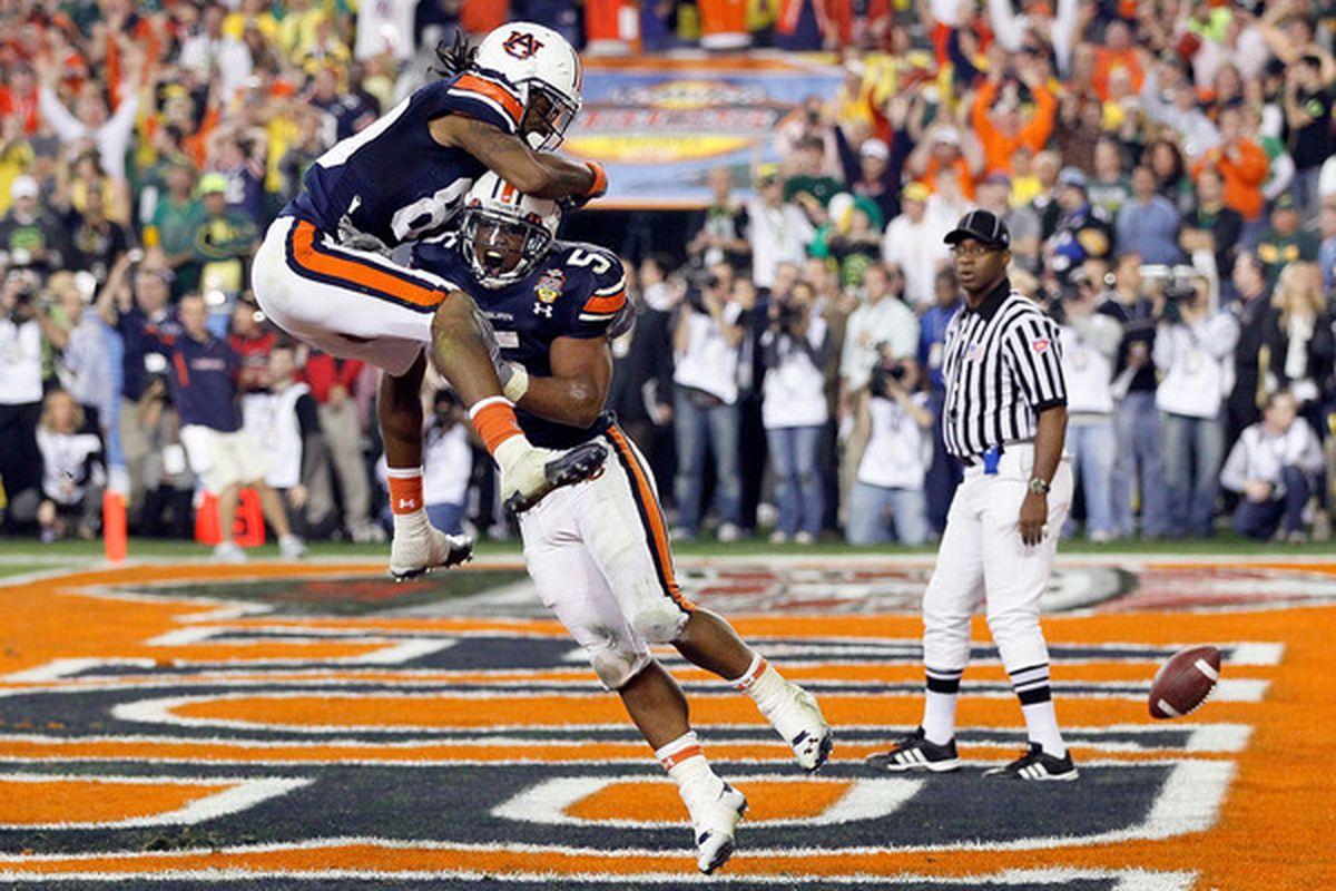 Michael Dyer's absence from the Chick-Fil-A Bowl will make things even tougher when Auburn lines up against Virginia.