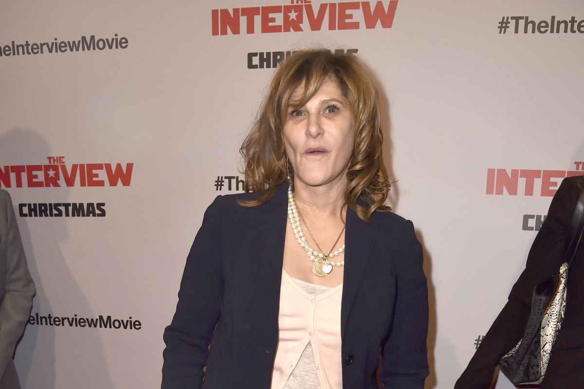 Sony Pictures co-chair Amy Pascal