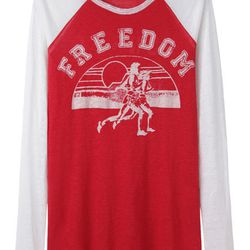 """<a href=""""http://www.lagarconne.com/store/item.htm?itemid=18653&sid=1341&pid=1238"""">Reed Baseball Jersey</a>, $112.50 (was $225)"""