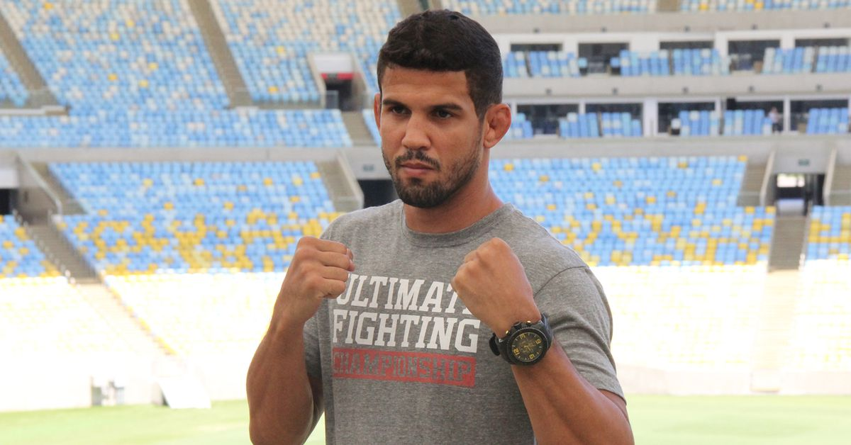 Leonardo Santos questions when the UFC will give him a fight: 'I?ve been waiting for a year and a half'