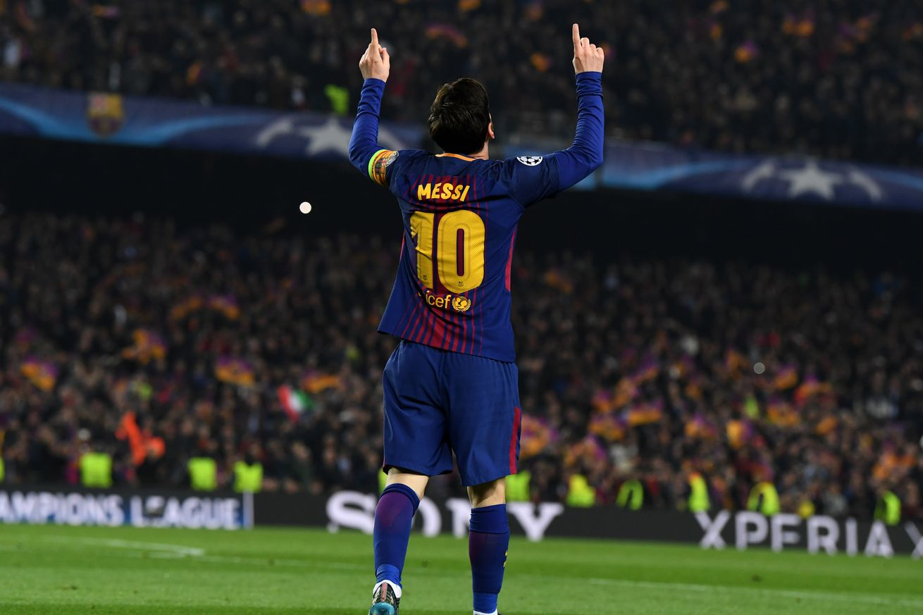 How the papers reacted to Messi?s masterclass