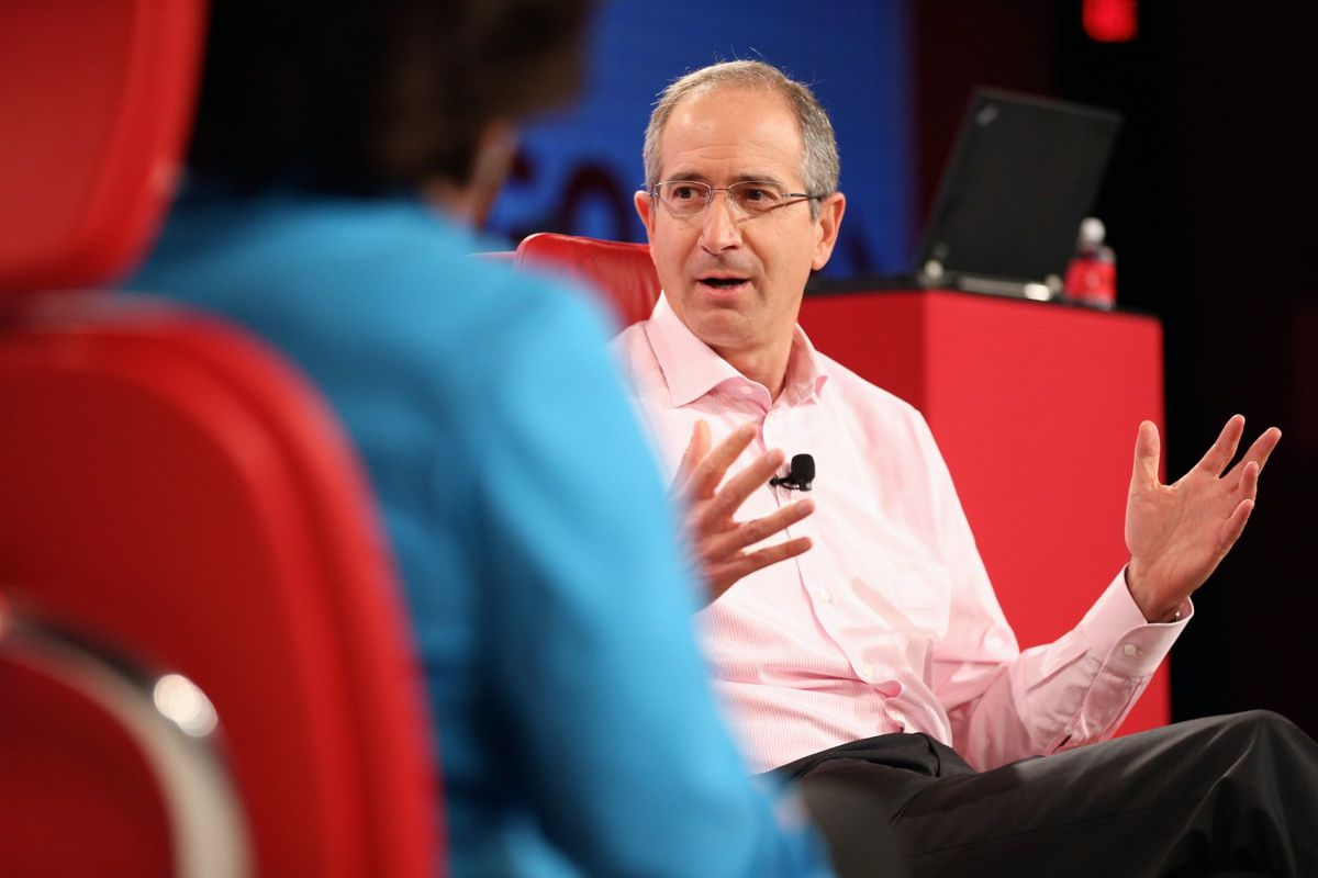 """""""I do believe we have competition in the broadband market,"""" Comcast CEO Brian Roberts said at the Code Conference. """"I don't think phone regulation ever resulted in a great phone system."""""""