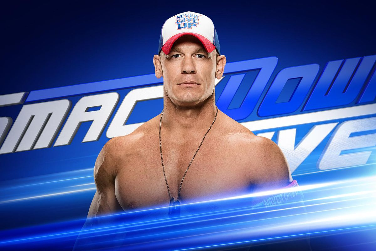 Image result for John Cena team SmackDown