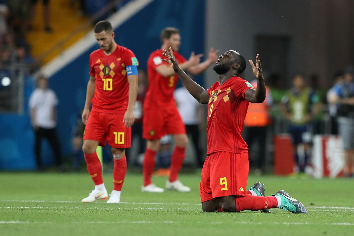 A Summer Of Joy Watching Belgium's Romelu Lukaku Control