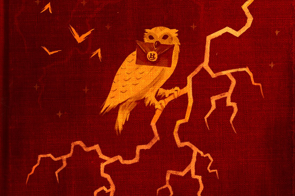Harry Potter E Books Get Gorgeous New Covers Designed By Olly Moss