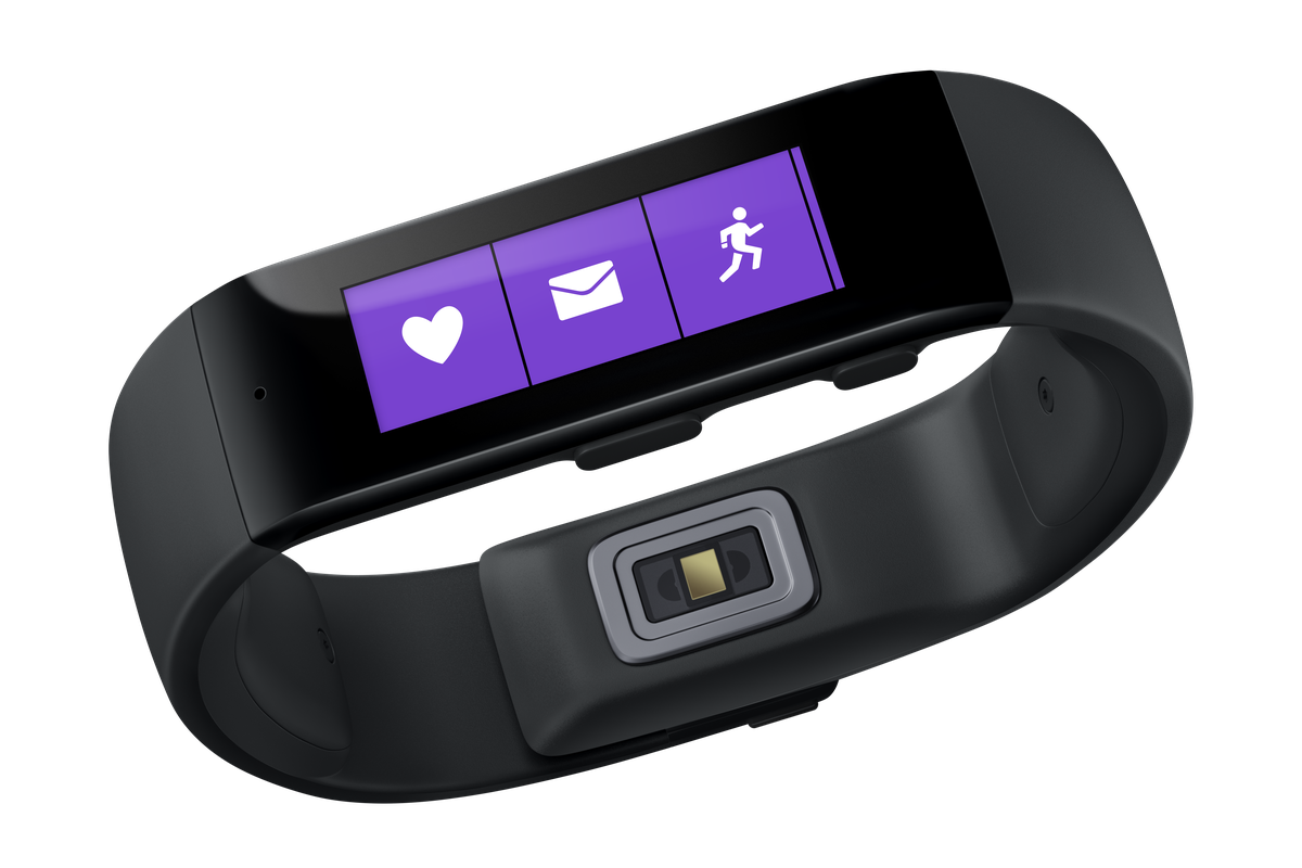 Microsoft Bulks Up Fitness Band With Cycling Features, Sleep Data