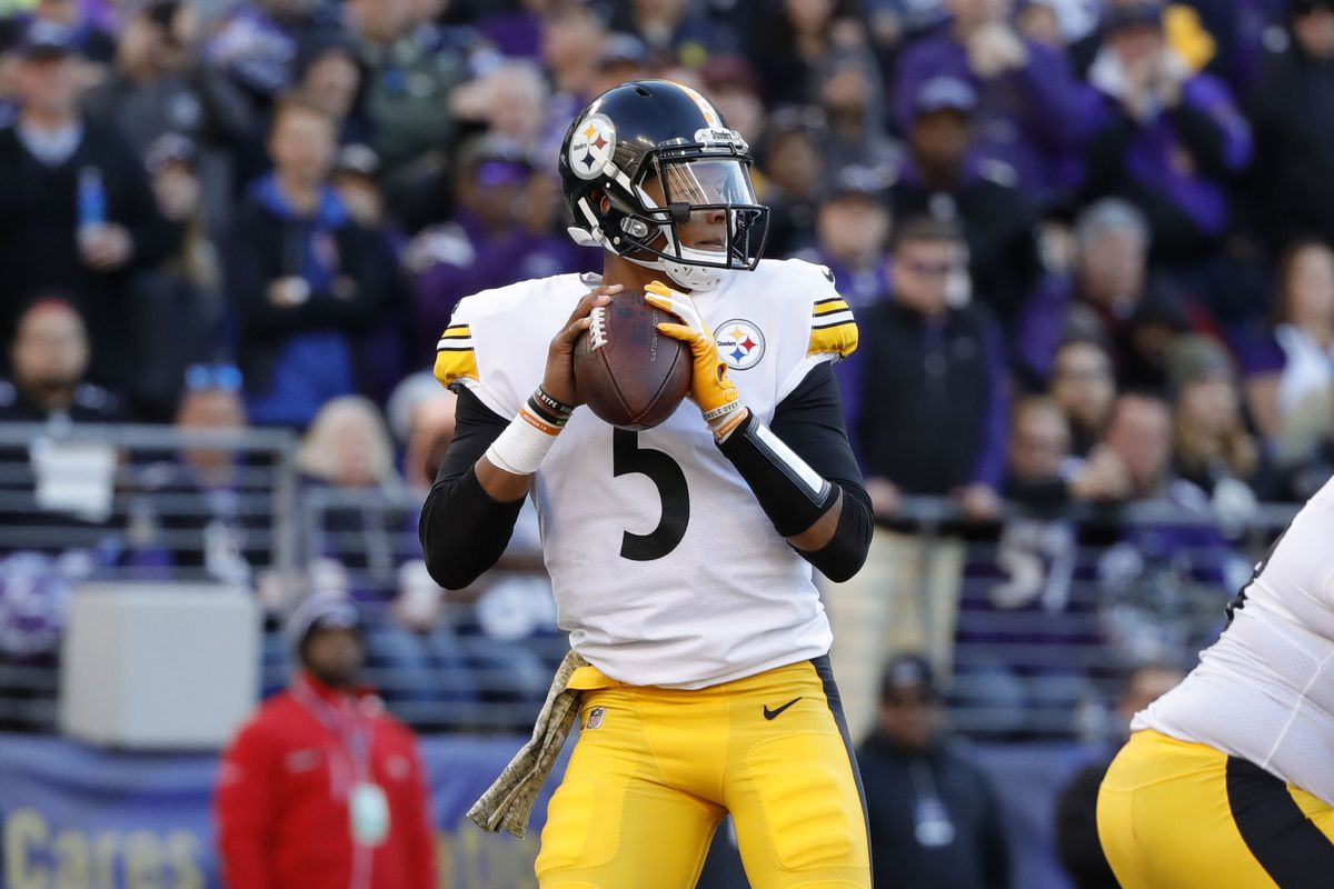 Josh Dobbs throws the greatest pass of his NFL career against Ravens ... a693a94ce