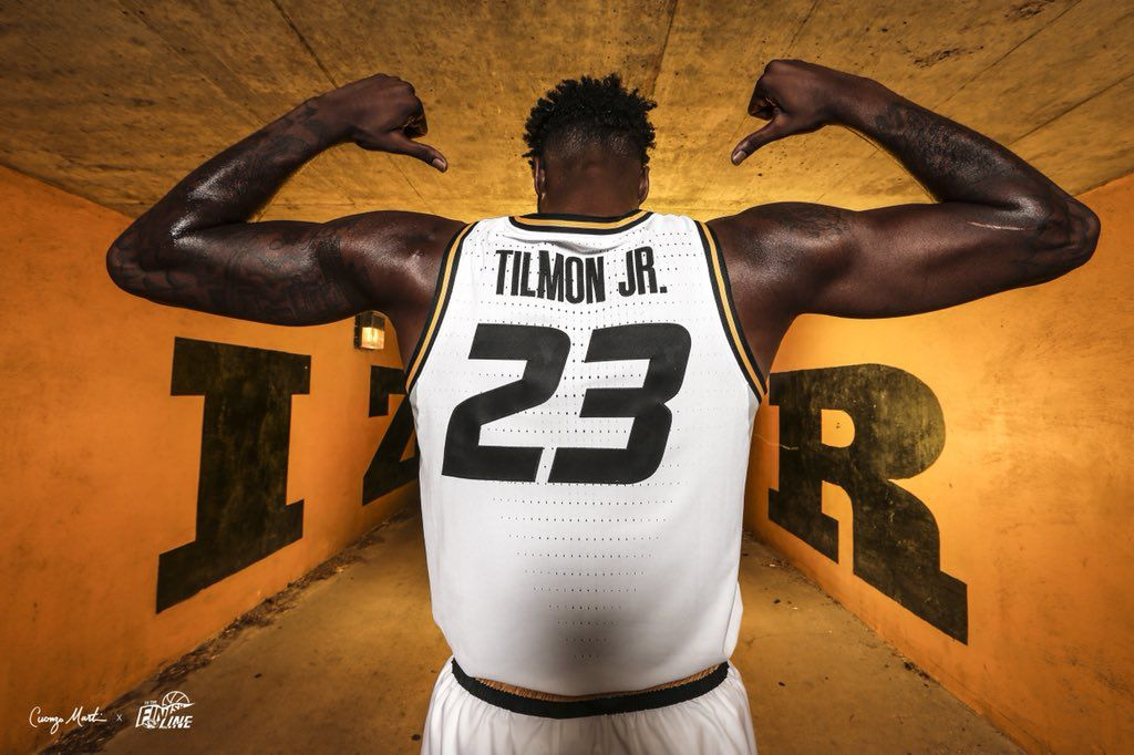 best service 83109 ce35f Mizzou Basketball unveils new uniforms on Twitter - Rock M ...