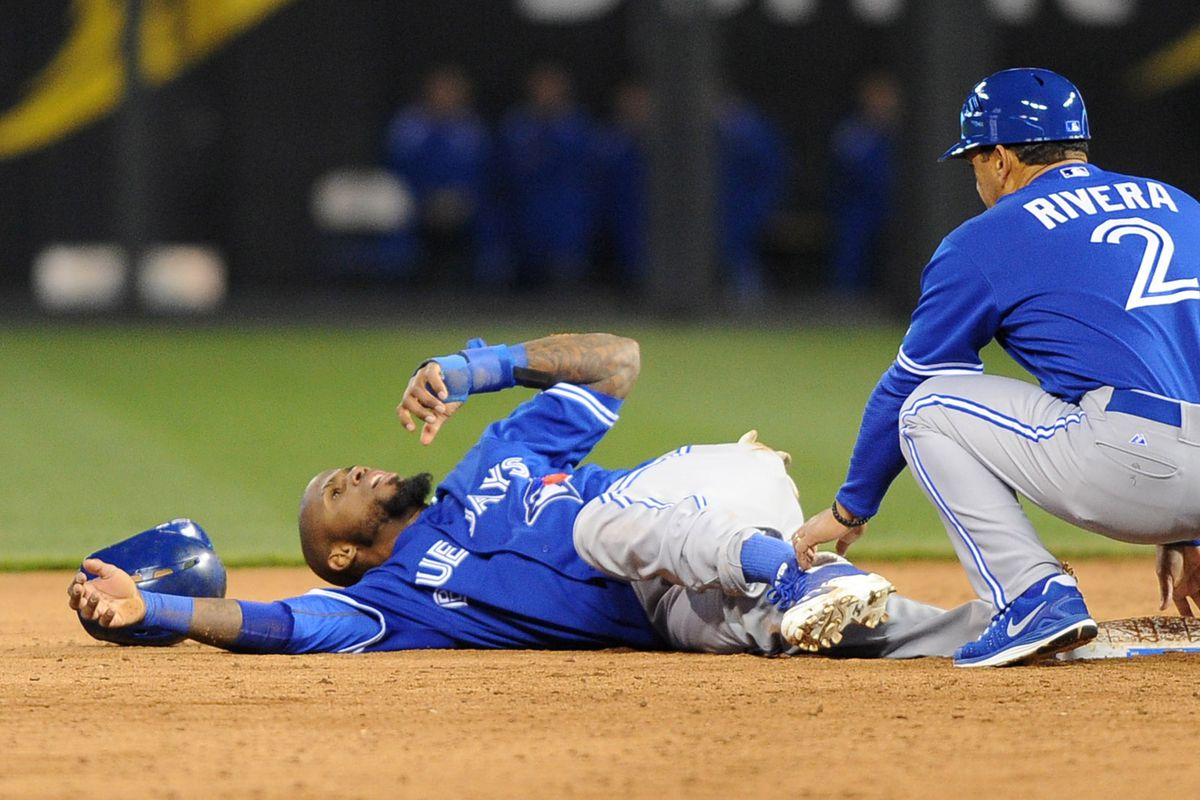 The Blue Jays had their share of bad luck in 2013.