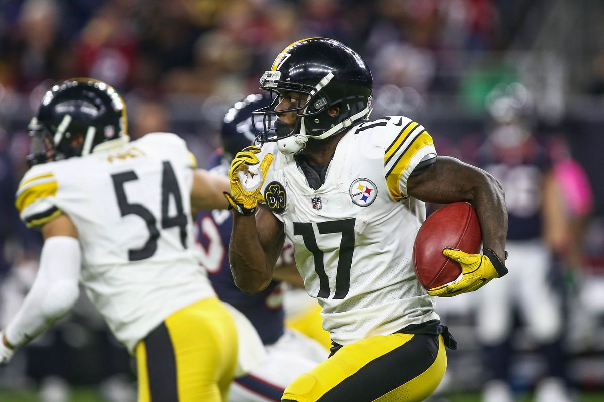 d3f037872a2 Report  Pittsburgh Steelers don t place tender on WR Eli Rogers ...