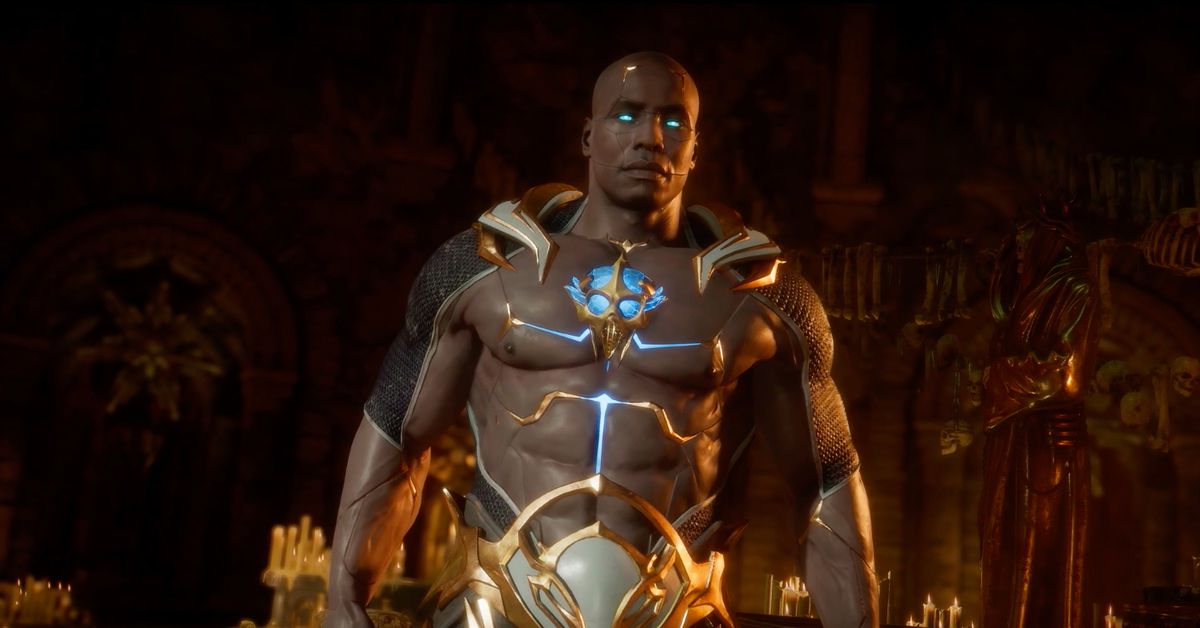 mortal kombat 11�s geras is the game�s coolest new