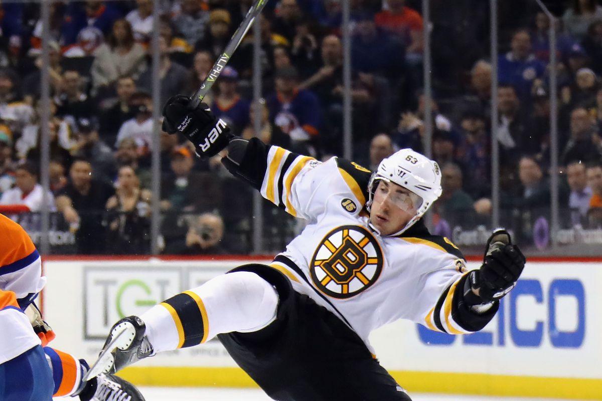 Boston Bruins v New York Islanders