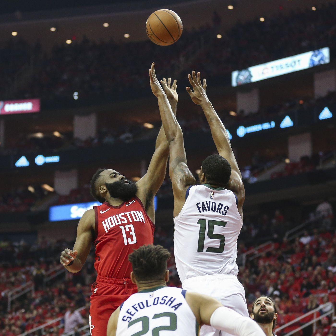 Rockets Jazz Game 2: Kenneth Faried On Flipboard