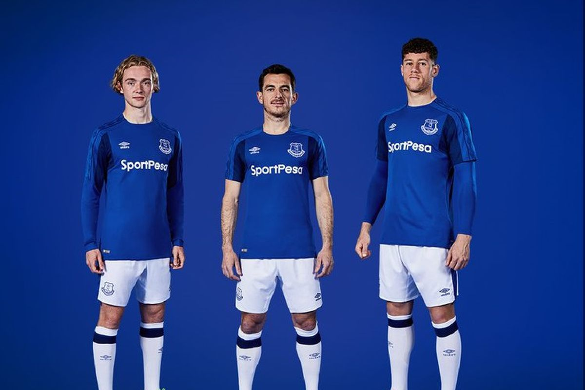 be7e9c35cb1 Everton launch 2017-18 kit amid fan furore - Royal Blue Mersey