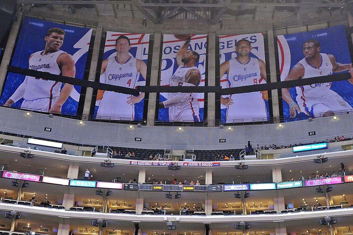 5b506ff50 A banner day for the Clippers - Clips Nation