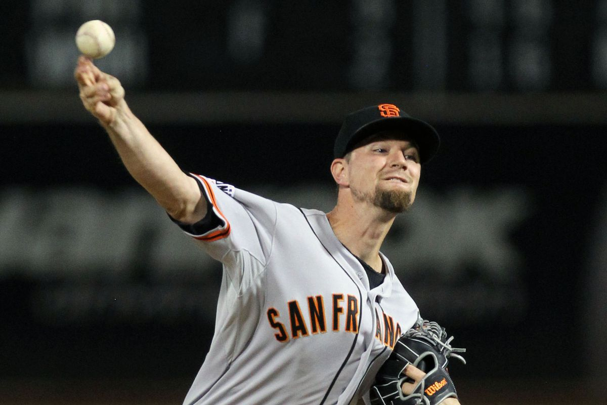 Mike Leake continues to unimpress his way into a 5-year/$80 million (with 1 option year) contract from the Giants.