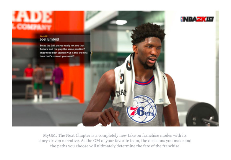 Here's everything you need to know about 'NBA 2K18' - SBNation com