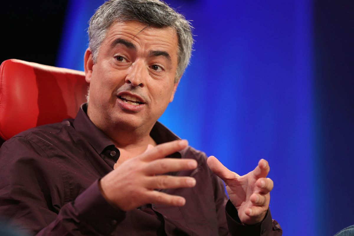 Apple's Eddy Cue Says Today's TV Sucks