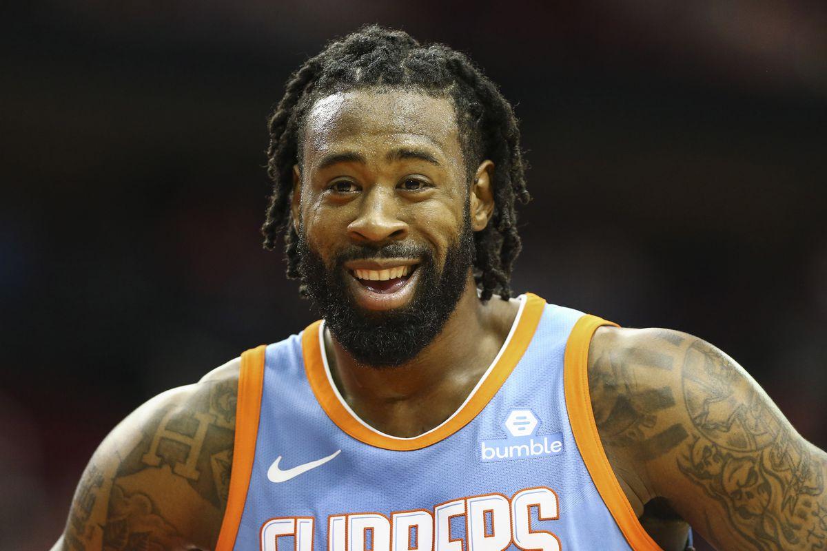 Nba Free Agency 2018 Dallas Mavericks Sign Deandre Jordan