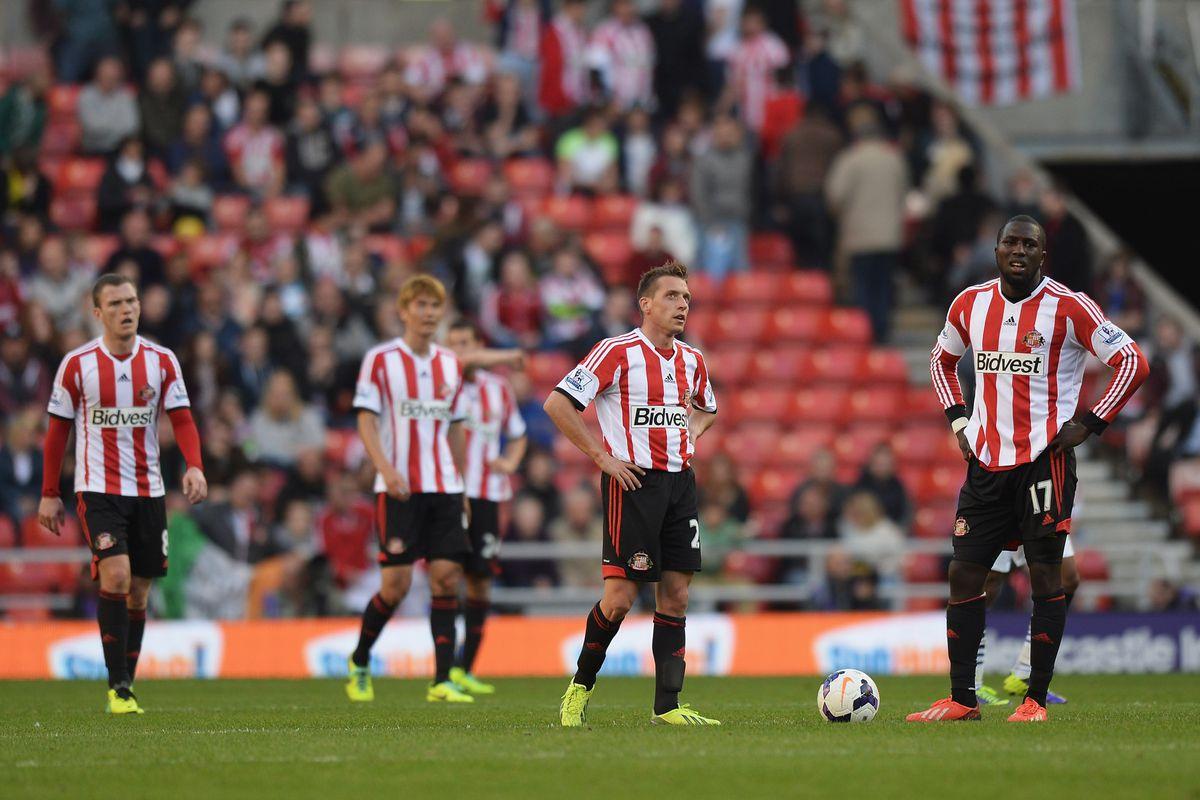 Sunderland Vs Liverpool 1 0: Sunderland Vs Liverpool: Player Ratings