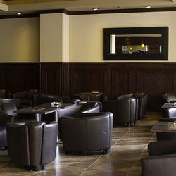 The lounge at La Casa Cigars & Lounge.