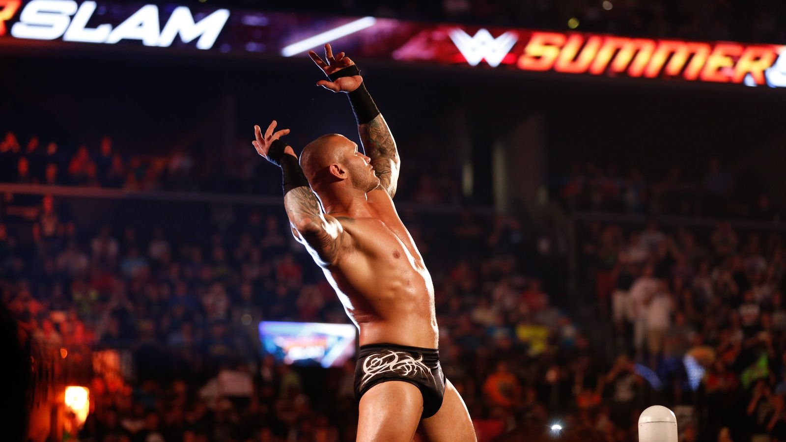 smackdown u0027 drafts the returning randy orton sbnation com