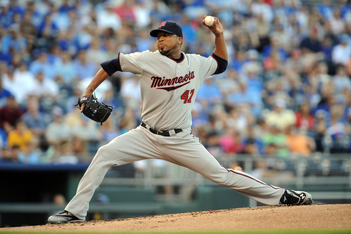 Francisco Liriano made his debut today for the Pirates and it will be interesting how he performs in his first year in the N.L.