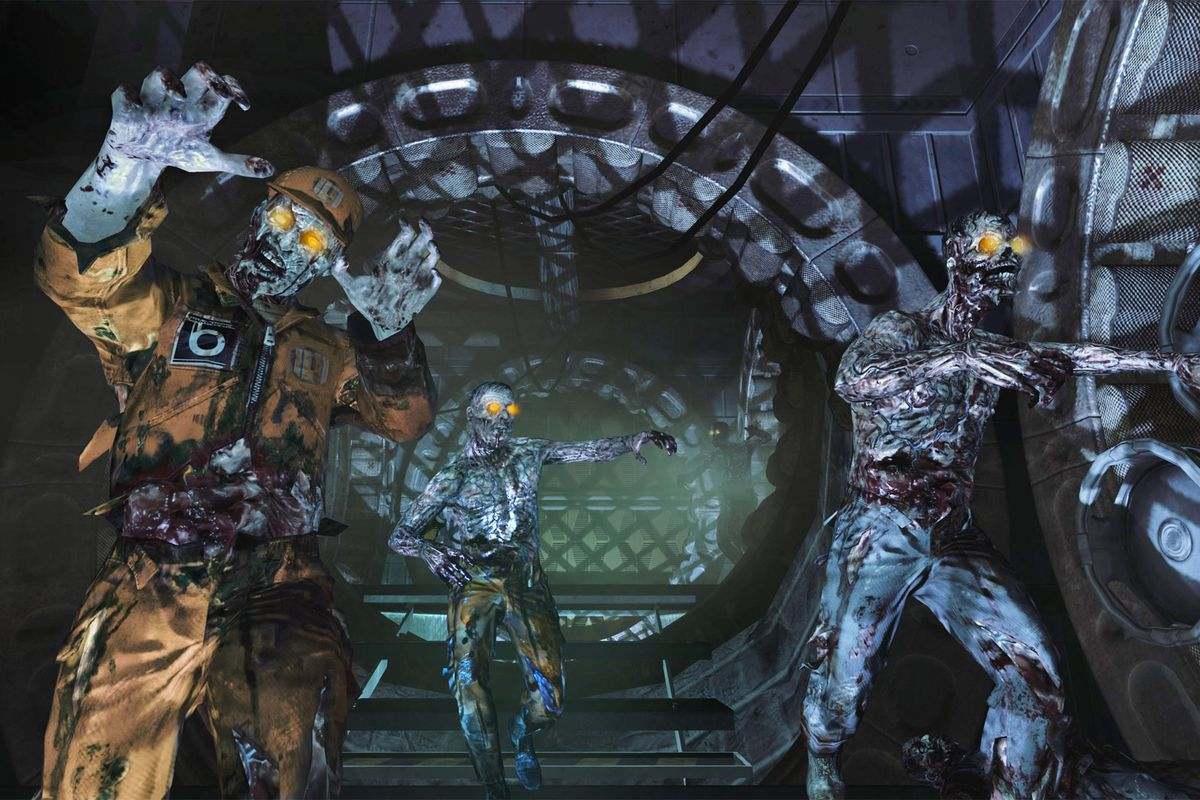 Treyarch remastering clic Zombies maps for Call of Duty: Black ... on